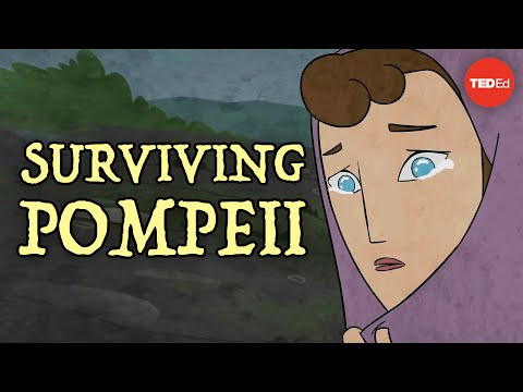 Video image: Run, sail, or hide? How to survive the destruction of Pompeii - Gary Devore