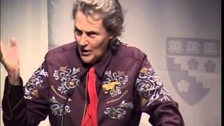 Temple Grandin Askwith Forum | All Kinds of Minds Help the World