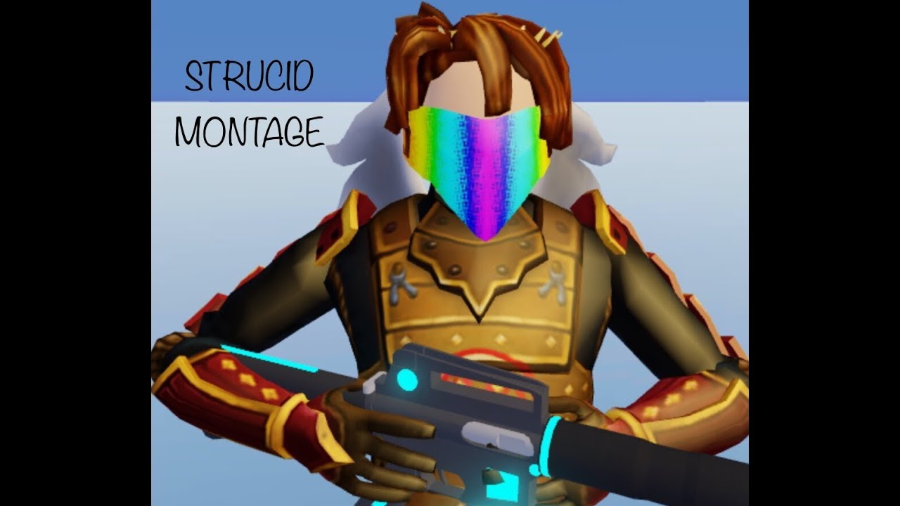 Today's Mini Strucid Montage | #synorc #teamsyno - YouTube
