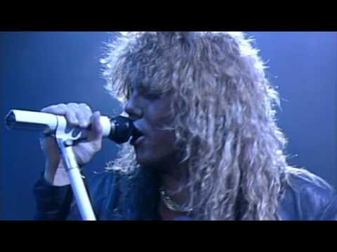 EUROPE - The Final Countdown Tour 1986 (Live in Sweden)