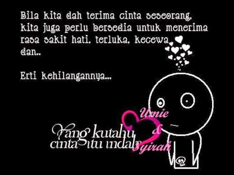 Kau Bukan Milik Ku Lagi ~ SCREEN ~ With Lirik