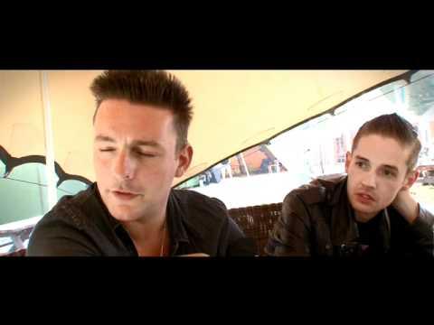 Glasvegas Interview - V Festival 2011