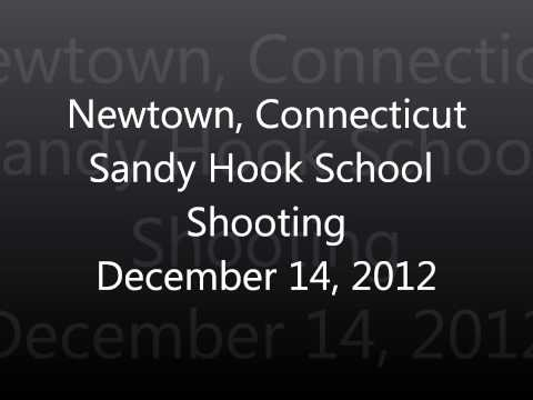 Newtown Connecticut Sandy Hook School Shooting Timeline - Po