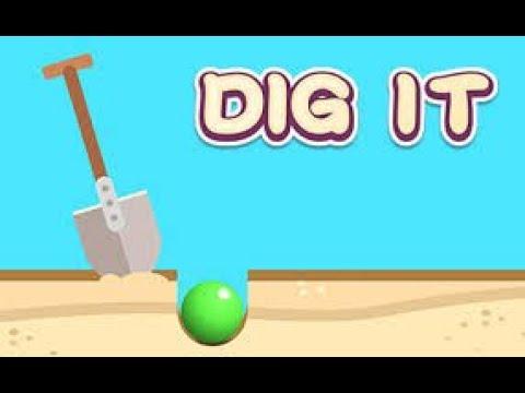 Dig It Level 11-11 11-12 11-13 11-14 11-15 11-16 11-17 11-18 11-19 11-20 Walkthrough