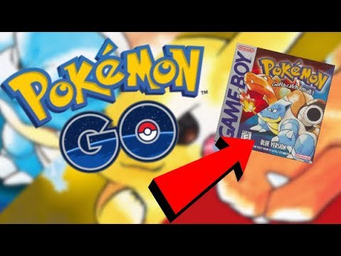 Pokemon Theory: Pokemon GO Takes Place Before Pokemon Red, Blue, Green, and Yellow?