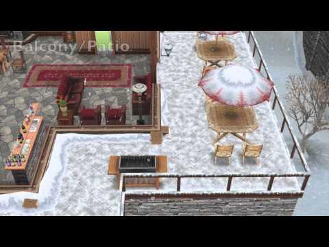 The Sims FreePlay - Snow Park