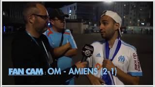 OM Amiens (2-1) : Des supporters DÉGOUTÉS de finir derrière LYON, mais FIERS de leur équipe !