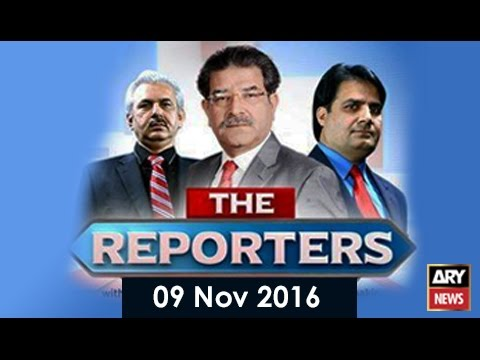 The Reporters 9th November 2016