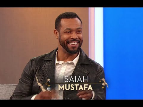 "MONDAY: Leading Lady Jekarra Gaines & ""Shadowhunters"" Star Isaiah Mustafa!"