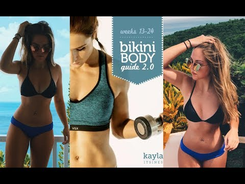 HOW TO MAKE THE MOST OF BBG | Weight Loss in 12 Weeks
