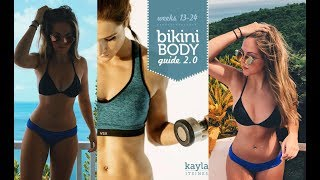 HOW TO MAKE THE MOST OUT OF BBG | Weight Loss in 12 Weeks