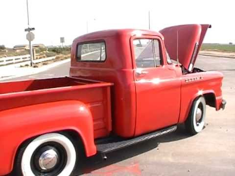 58 dodge pickup