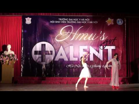 [CHUNG KHẢO] Nguyễn Bích Ngọc Y1M - Múa đương đại ballet