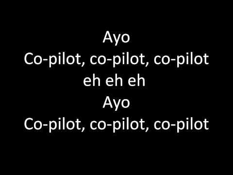 Kristina Maria feat. Laza Morgan - Co-Pilot lyrics