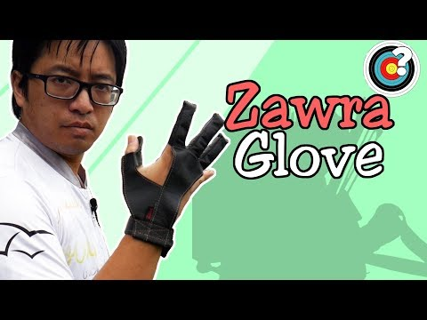 Archery | Zawra Draw Glove Review