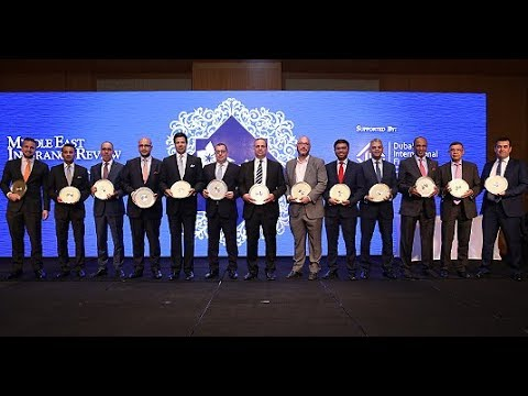 4th Middle East Insurance Industry Awards Highlights