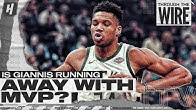 Is Giannis Antetokounmpo Running Away With MVP? | Through The Wire Podcast