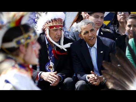 Obama On the Dakota Pipeline Protests