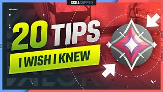 20 Valorant Tips I Wish I Knew When I Started Playing...   Valorant Tips, Tricks, and Guides