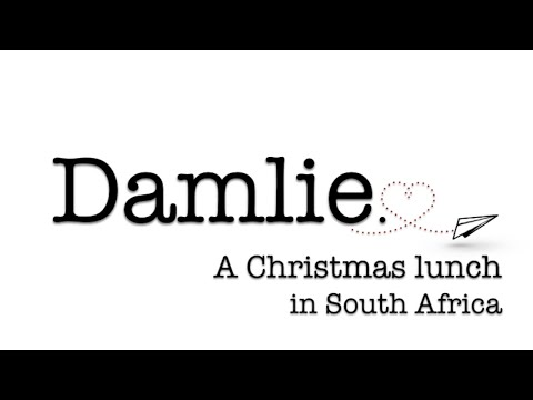 A Christmas Lunch In South Africa