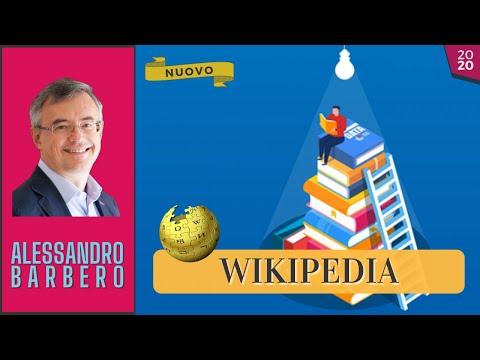 Alessandro Barbero ospite di Wikipedia IT - (24 Ottobre 2020)