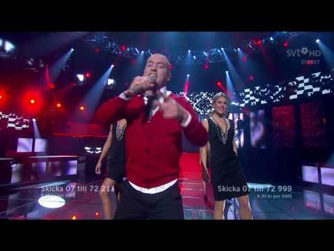7. Frispråkarn - Singel (Melodifestivalen 2010 Deltävling 1) 720p HD