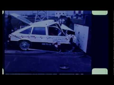 Chevrolet Citation | 1980 | Frontal Crash Test | NHTSA | CrashNet1