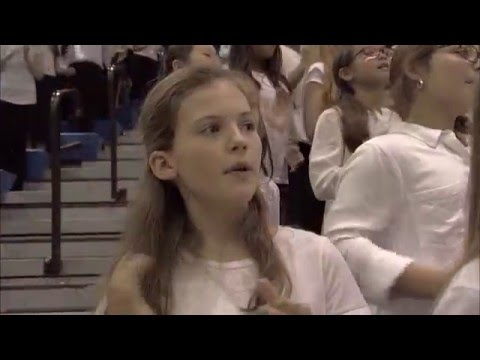 Sixth Grade All-County Choral Festival 2016