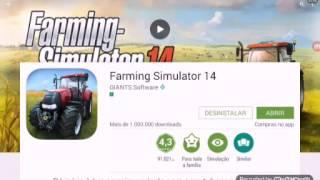 Como ter dinheiro infinito e todas as as máquinas no farming simulator 14