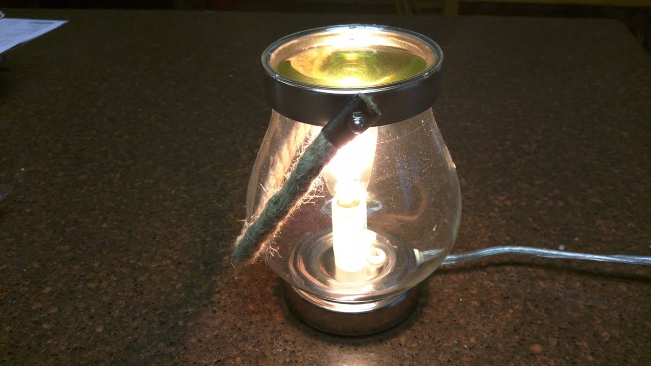 "edison"" hurricane wax warmer by scentsationals (tm) review"