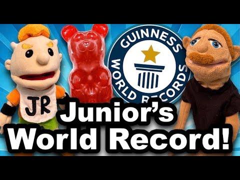 Download SML Movie: Junior's World Record!