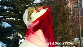 Артём и Анна (свадьба 11 февраля 2011)