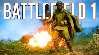 Battlefield 1 - EPIC Moments #2