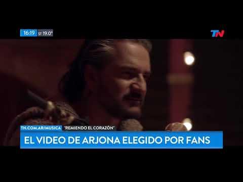 El nuevo video de Ricardo Arjona