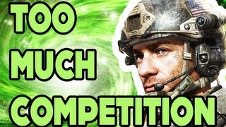 MW3: Too much competition on YouTube!