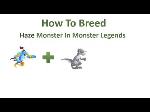 How To Breed Rare Monsters In Monster Legends