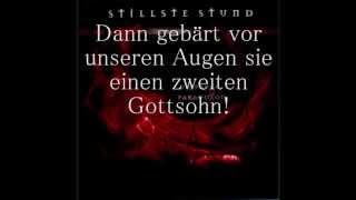 Stillste Stund - Unter Kreuzen (Lyrics)