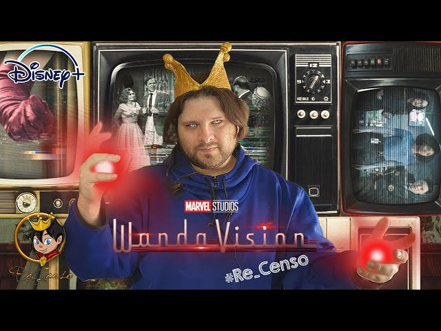 @Re_Censo #421 WandaVision, parliamone! #WandaVision #Marvel #MCU #DisneyPlus