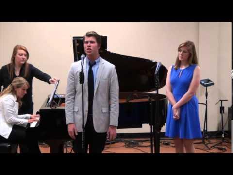 Jason Robert Brown Concert - Liberty University Spring 2015