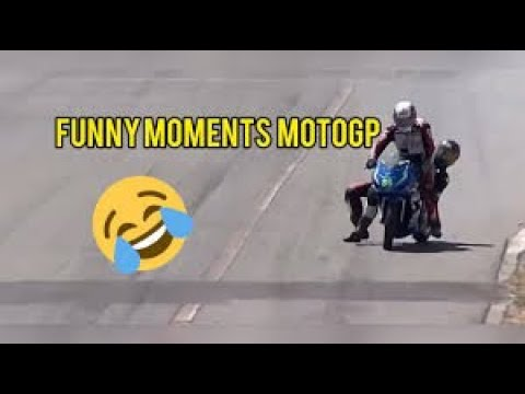 MOTOGP FUNNIEST COMPILATION 2020