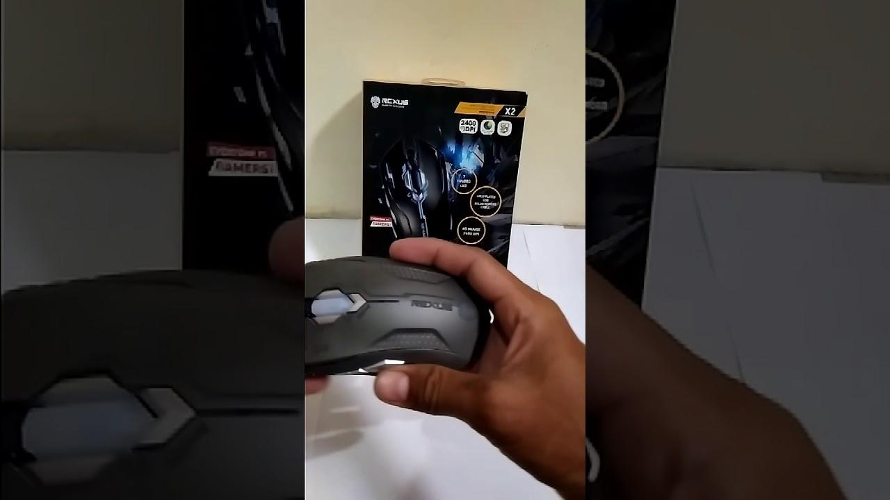087838612756 Jual Mouse Gaming Rexus Xierra X2 Youtube G4