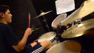 Red Hot Chili Peppers : Can't Stop - drum cover