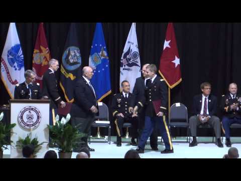 Wentworth Military Academy & College - 2014 Graduation Commencement Ceremony HD