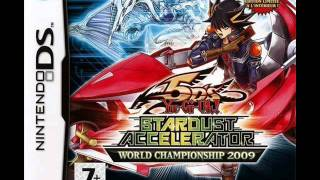 Yugioh 5Ds - Stardust Accelerator - Clone Battle Music.wmv