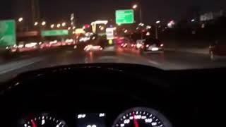 Arabada müzik araba snap