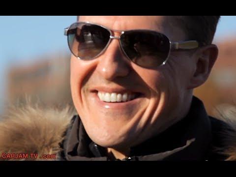 Michael Schumacher Accident Test 2014 New Mercedes C Class Commercial Carjam TV HD 2013