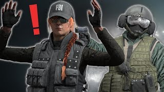The Most TOXIC Rainbow Six Siege Video EVER