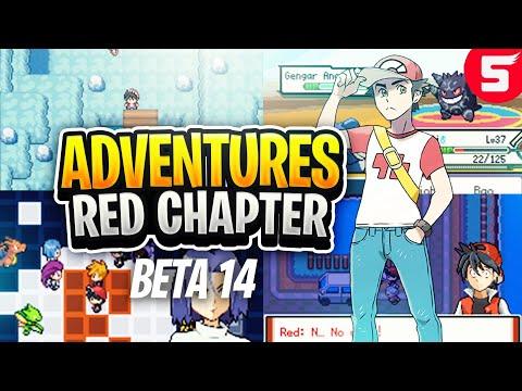 Pokemon adventure red chapter beta 91 download