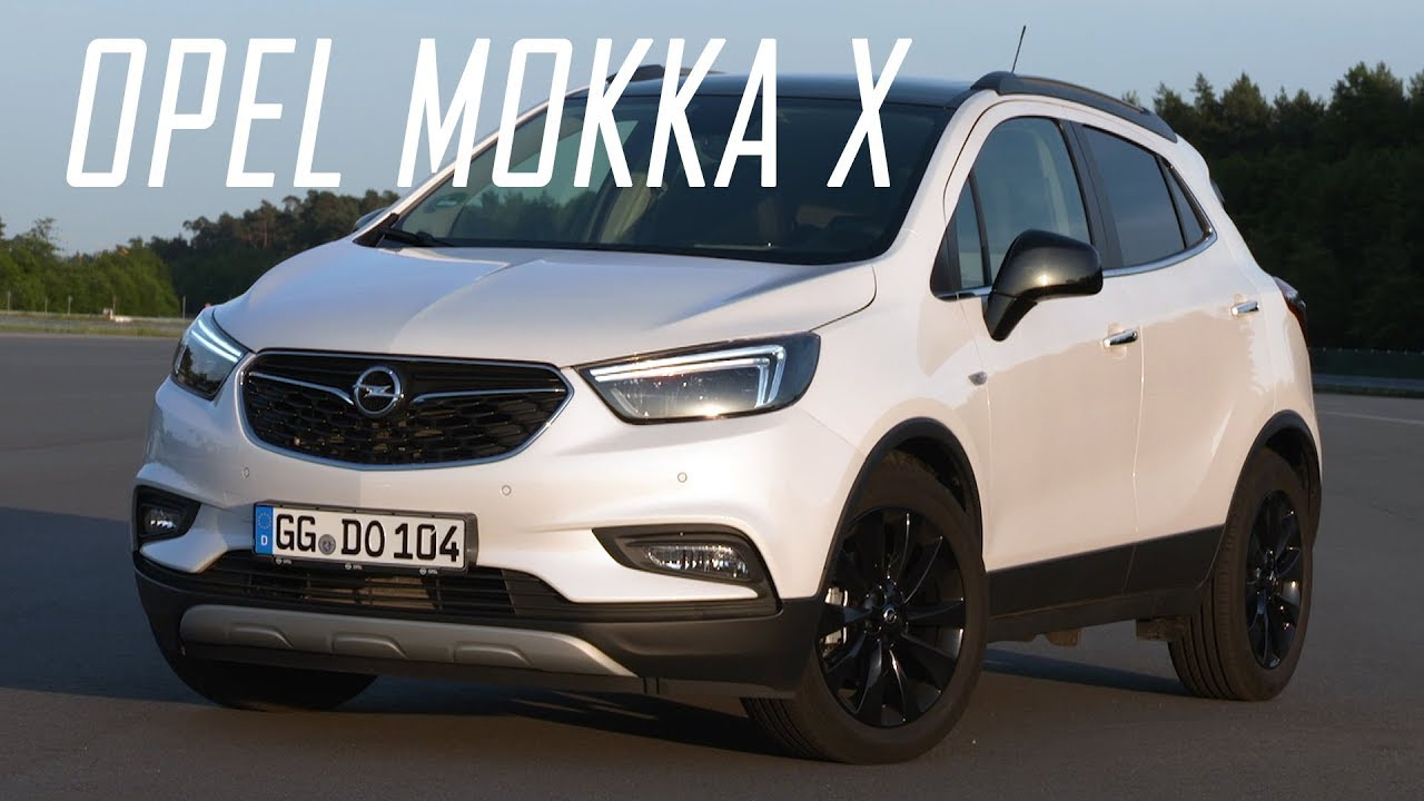 2018 opel mokka x driving interior exterior youtube. Black Bedroom Furniture Sets. Home Design Ideas