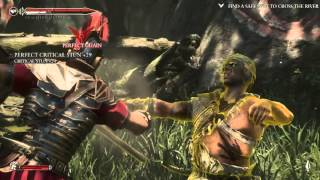 Ryse: Son of Rome gameplay r9 280 3gb performance